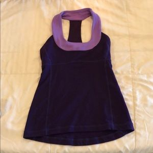Lululemon Athletica Sports Top